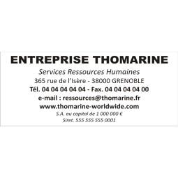 Timbre Tampon Trodat Printy 4926