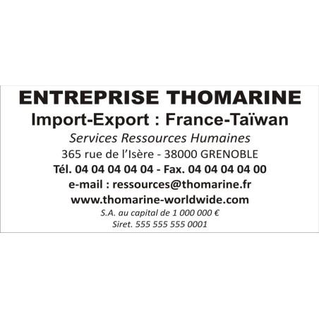 Timbre Tampon Trodat Metal Line 5207