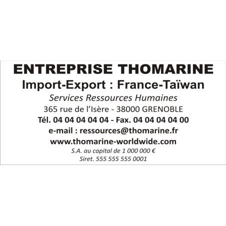 Timbre Tampon Trodat Metal Line 5211