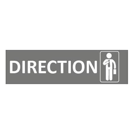 Signalétique Direction