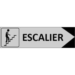 Signalétique Escalier flèche à droite