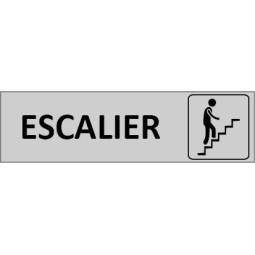 Plaque de Porte  Escalier