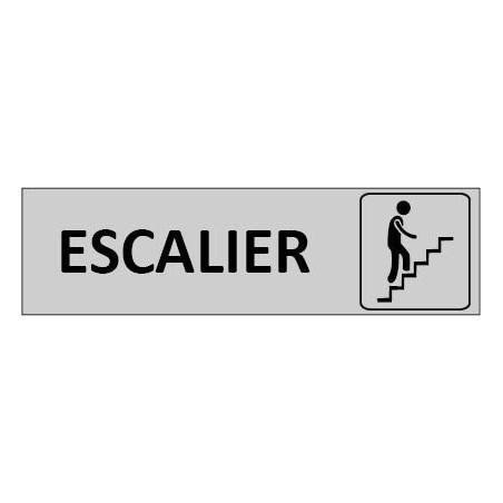 Signalétique Escalier