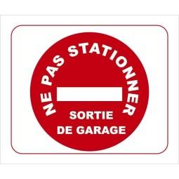 Panneau Parking Stationnement