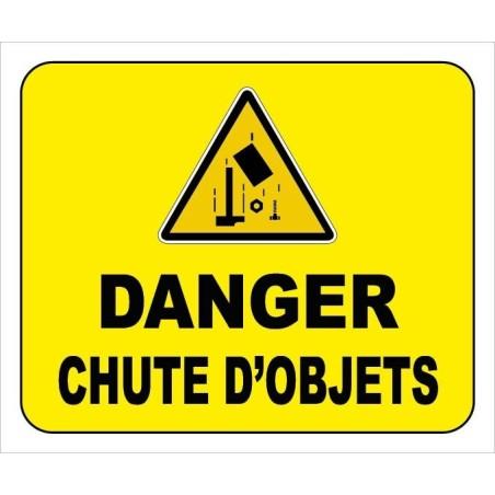 Panneau Danger - Signalétique extérieure