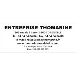 Timbre Tampon Trodat Printy 4931