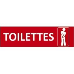 Gravure Toilettes Hommes
