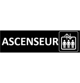 Signalétique Ascenseur