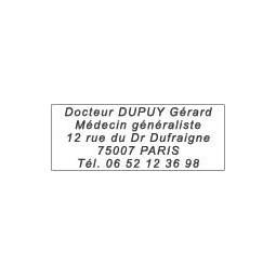 Tampon Trodat Mobile Printy 9413