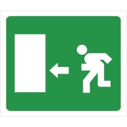 Panneaux Issue de secours - Signalétique extérieure
